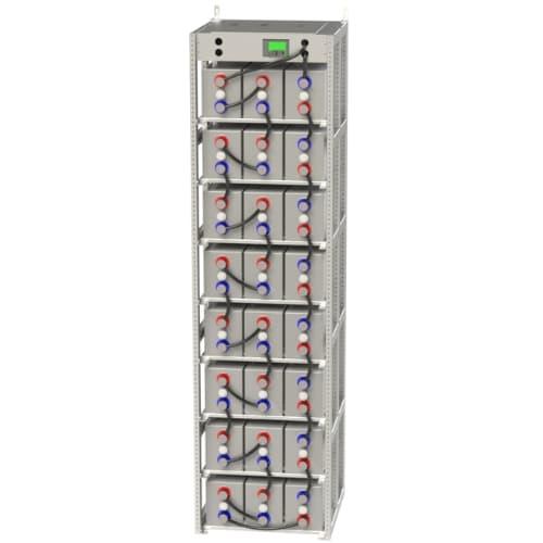 Battery Energy Adjustable Rack