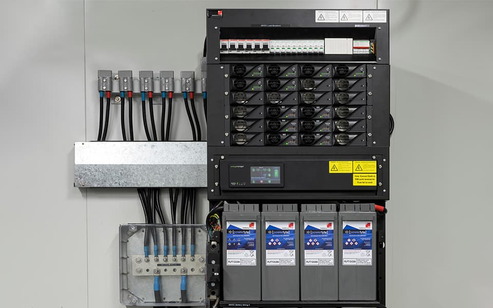 PowerLYTE battery string
