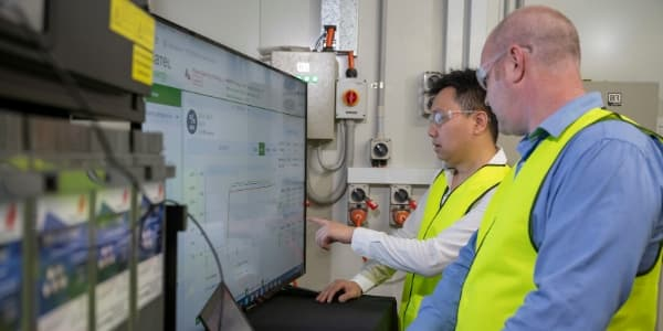 Battery Energy project management and installation services