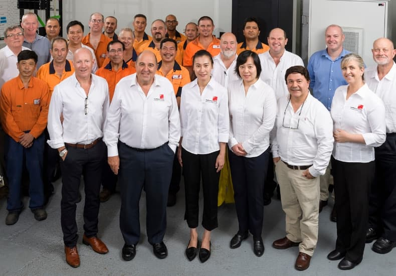 Battery Energy team