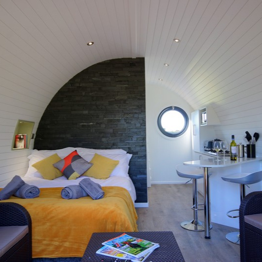 Glamping Pod - Double Bed