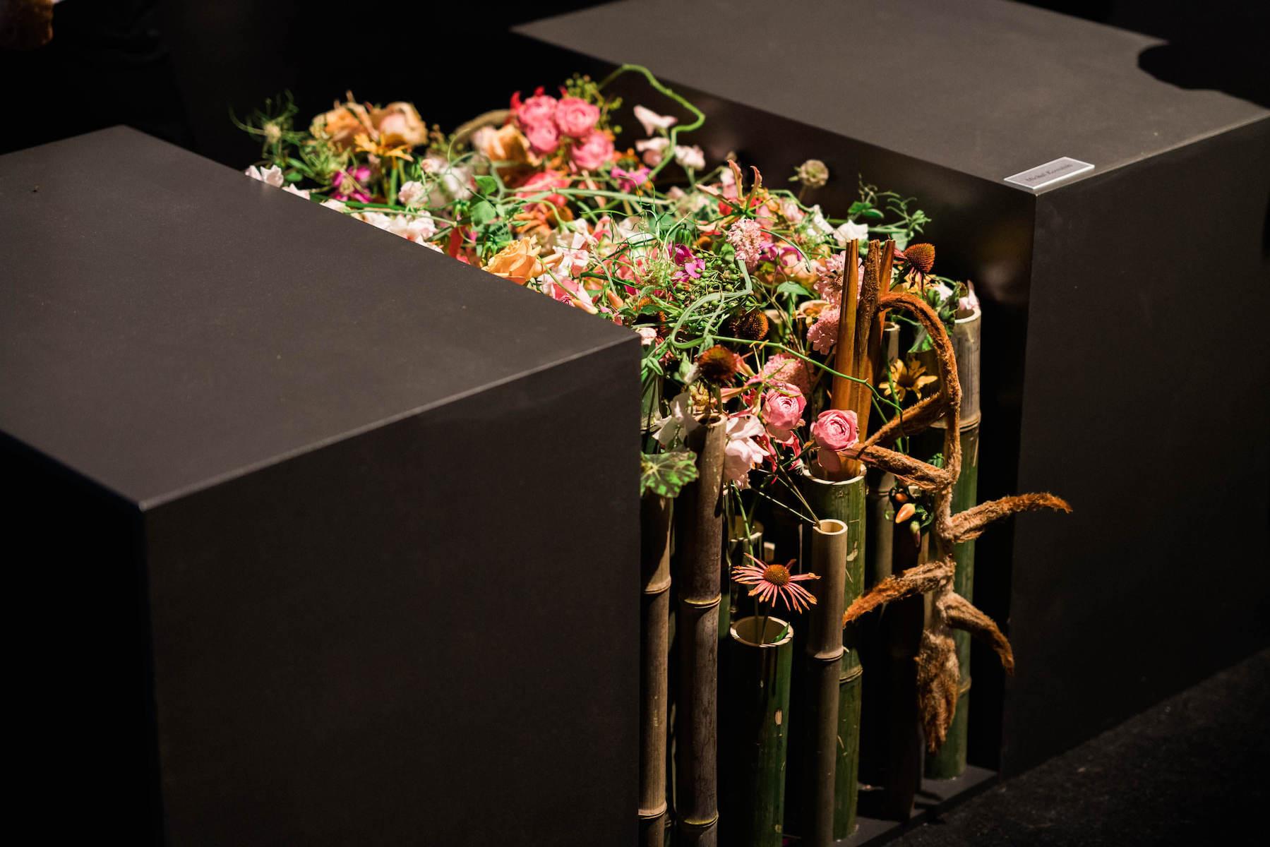 Master Florist Installation
