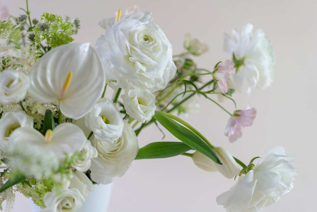 About Blooming Haus - London Wedding and Events Florist