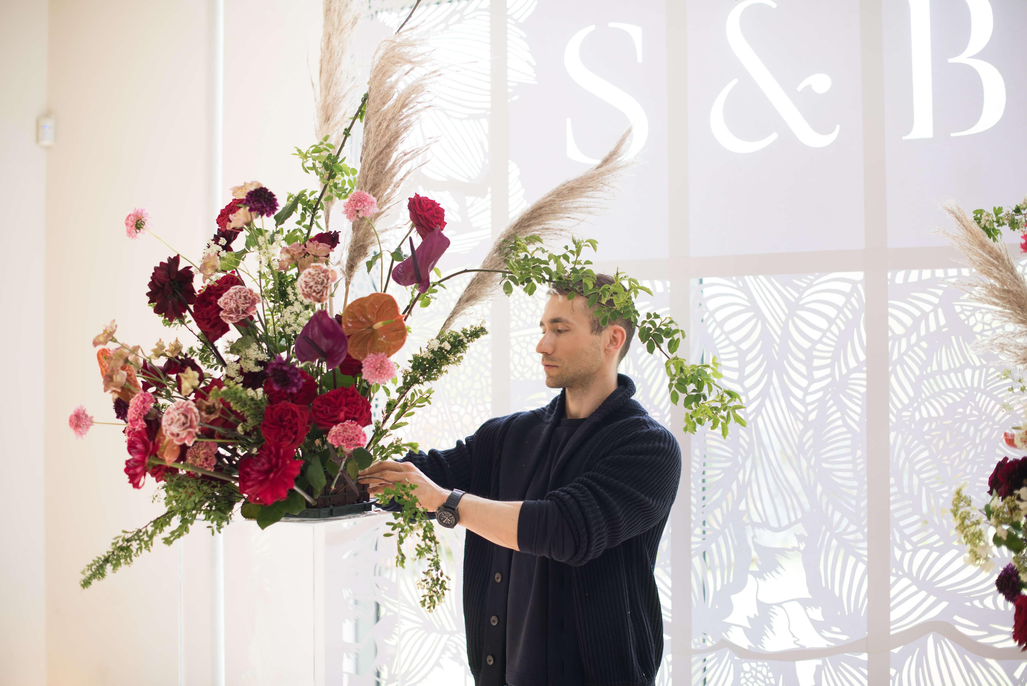 Michal Kowalski - Master Florist