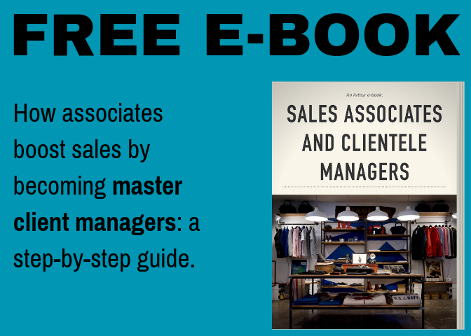 Clienteling for Retail Associates