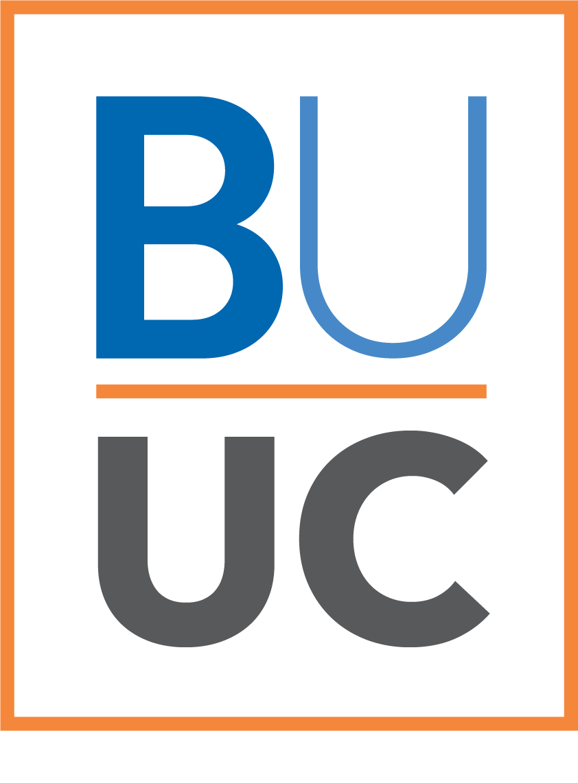 The BU@UC Logo