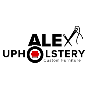 Alex Upholstery Logo