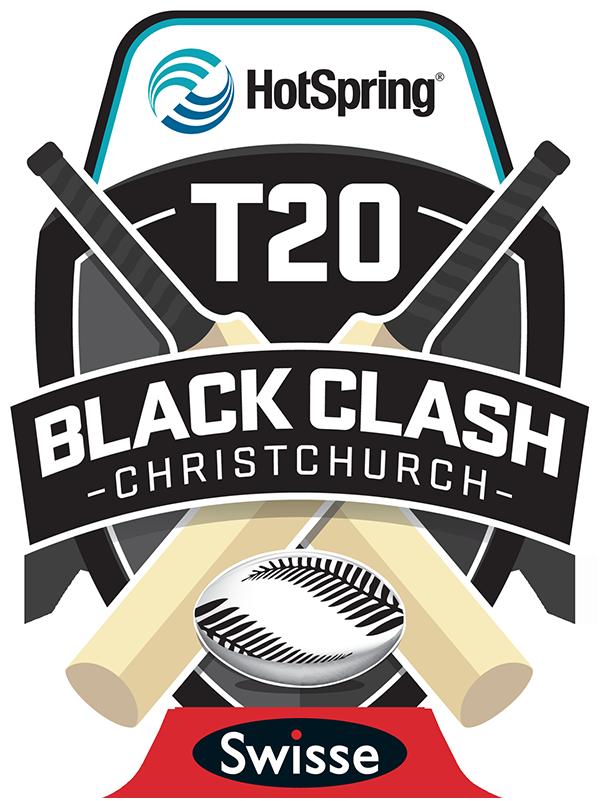 T20 Black Clash Event Shield