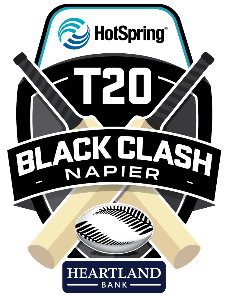 T20 Black Clash Event Shield