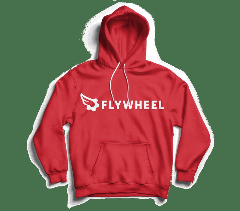 Flywheel Hoodie for Company Shirts