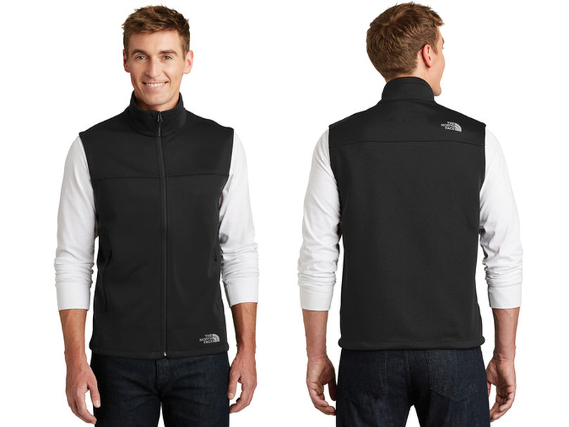Mens Ridgeline Soft Shell Vest