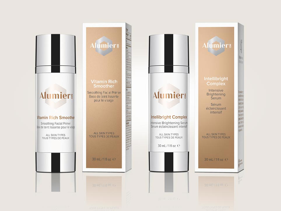 Alumier product selection