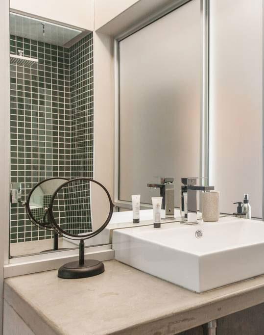 Hougton Place Bathroom