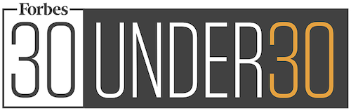 Logo Forbes 30 under 30