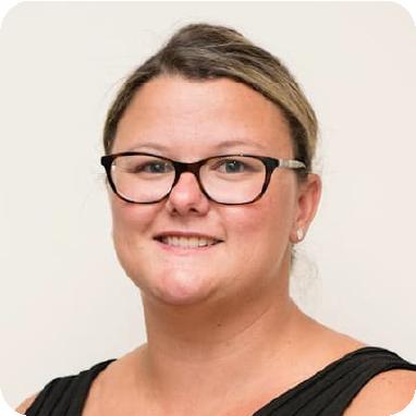 Headshot of Ashley Williams, Director of Recreation at Westney Gardens.