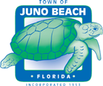 Logo of the Town of Juno Beach