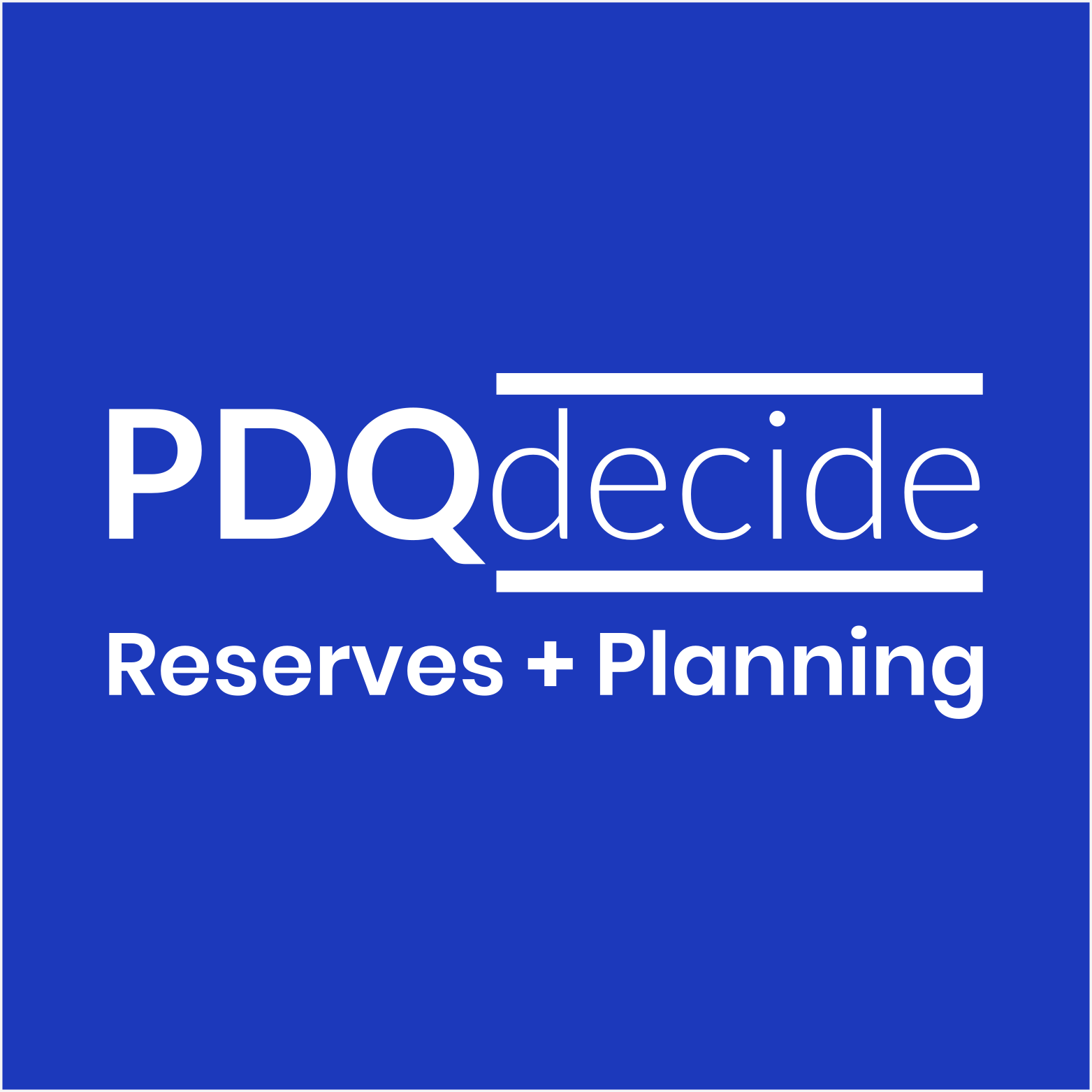 Announcing PDQdecide
