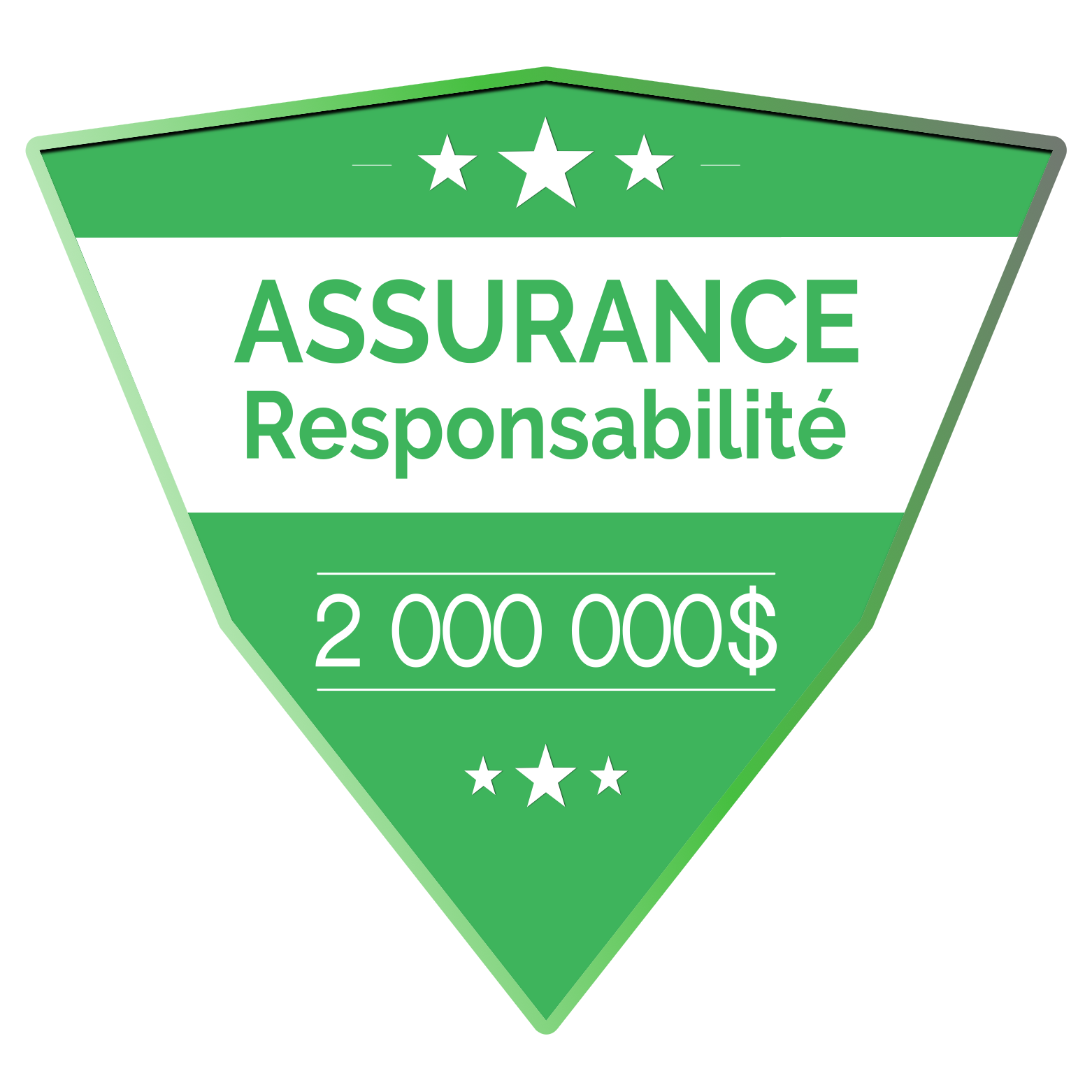 Insurance Badge, Badge Assurance