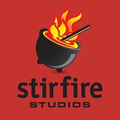 Stirfire Studios Logo