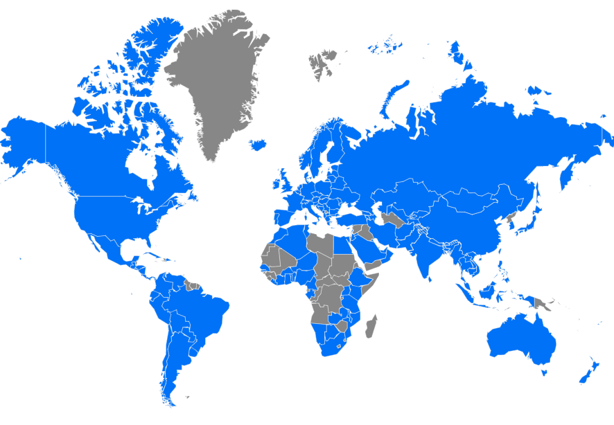 offices worldwide