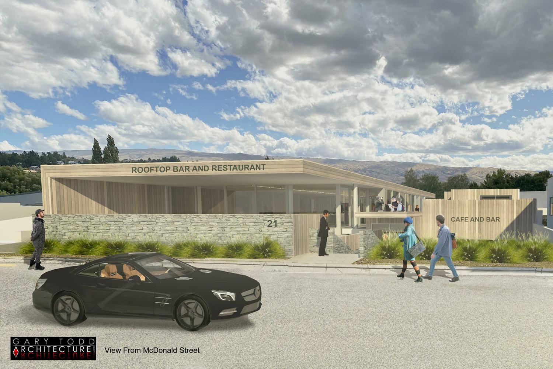 Alexandra Township Regenerative Development Concept by Gary Todd Architecture.