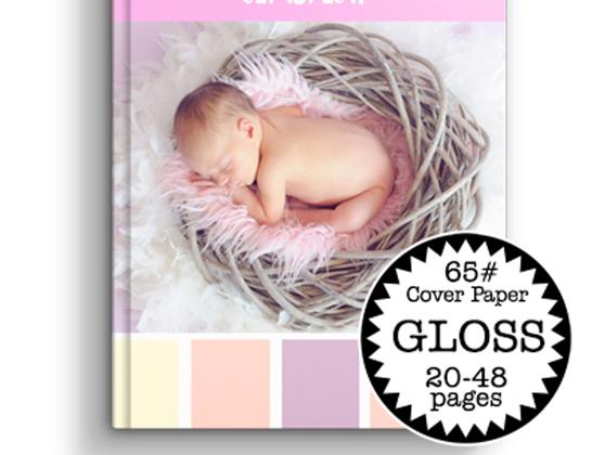 11 x 8.5 Hard Cover Photobook
