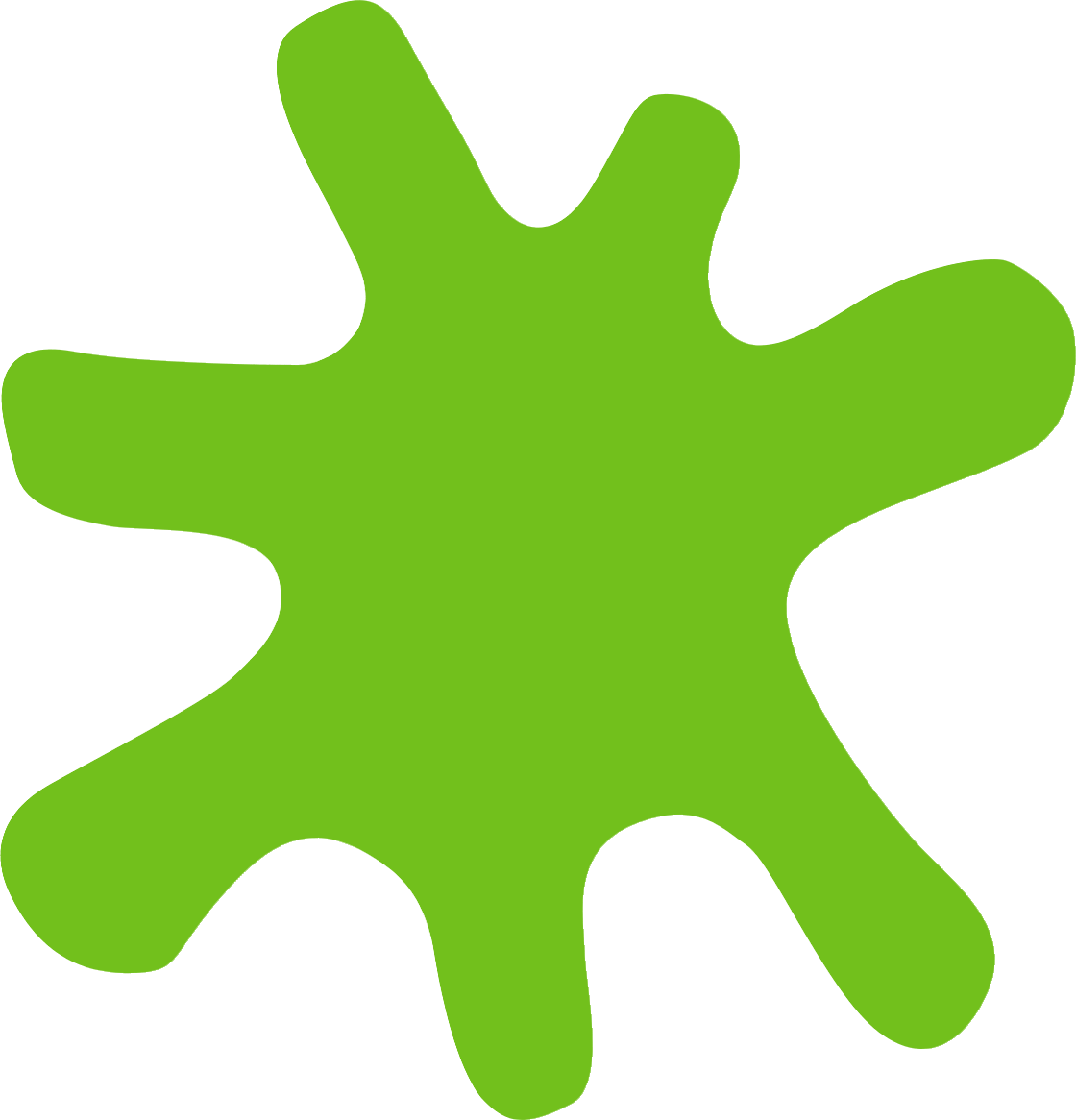Green Splat