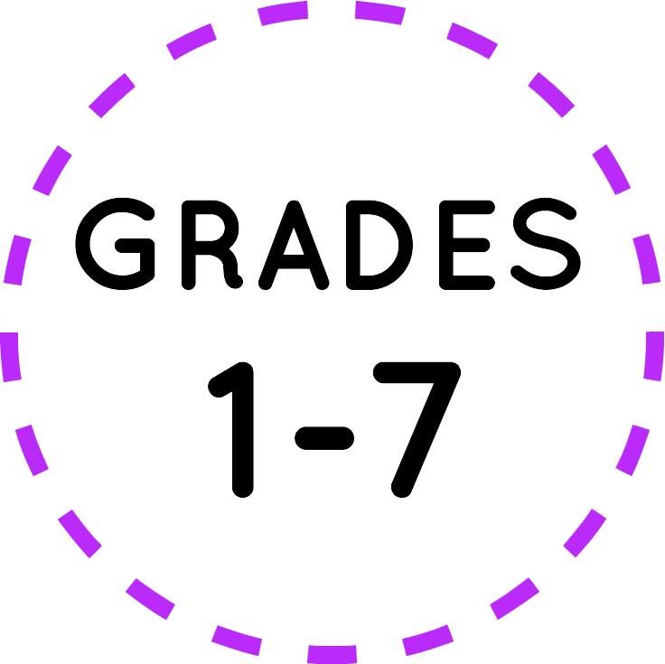 Grades 1-7