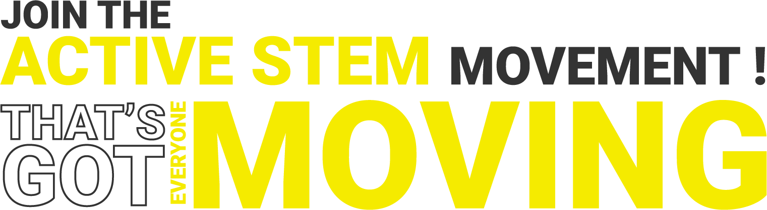 Join the Active STEM Movement That's Got Everyone Moving