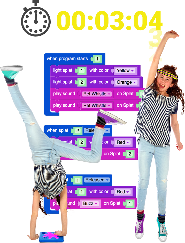 Unruly Fitness challenge with code block