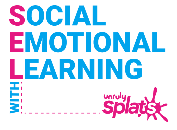 Social Emotional Learning with Unruly Splats