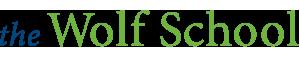 The Wolf School logo