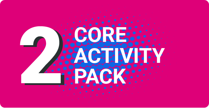 Step 2 Core Activity Pack