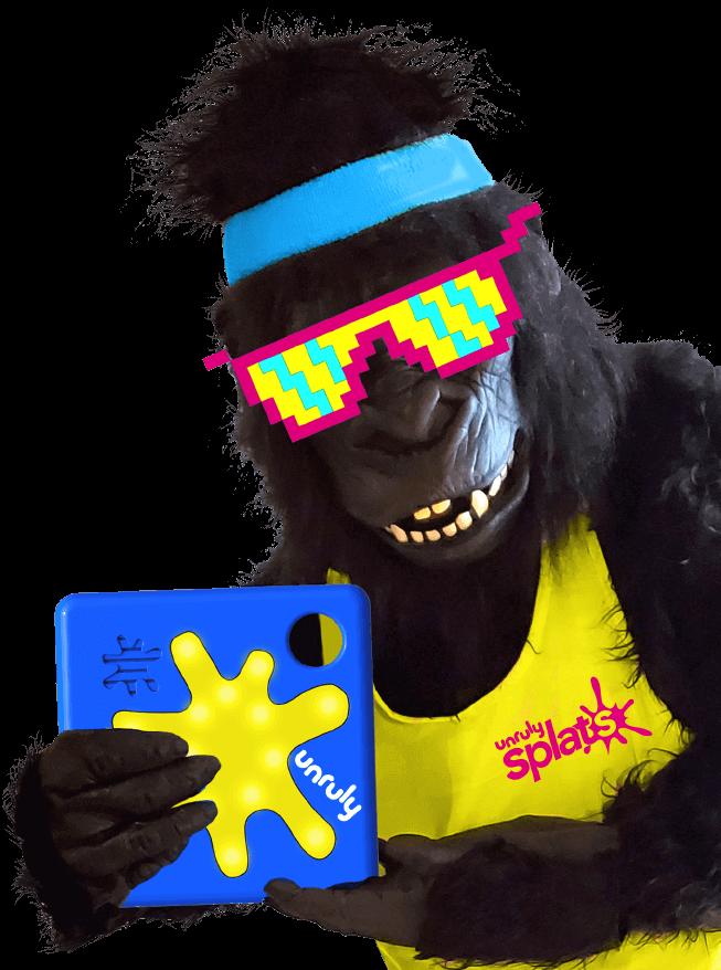 Crash the Gorilla