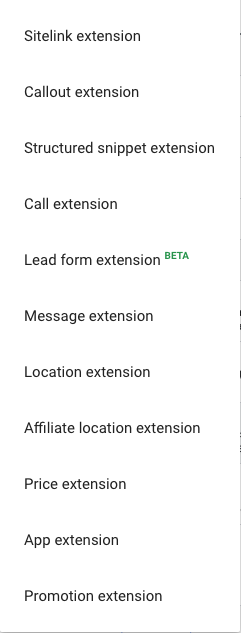 best-google-ad-extensions