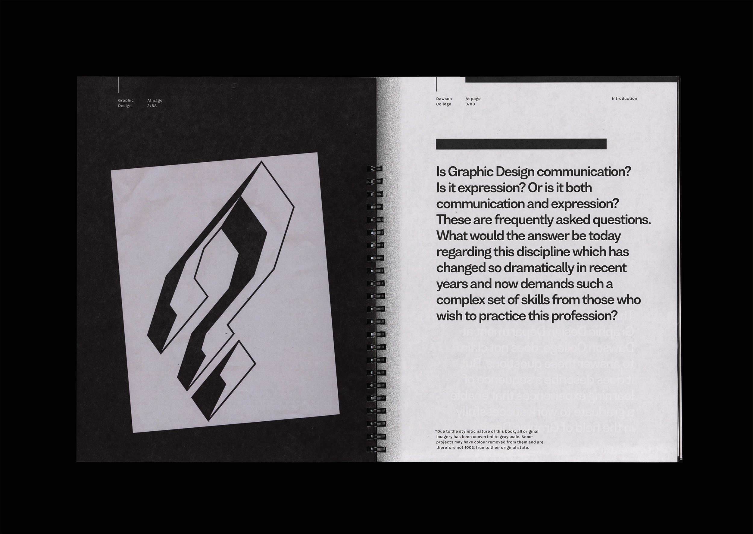 Nick Losacco — Graphic Designer