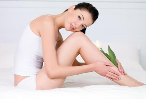 cách triệt lông chân vĩnh viễn hiệu quả