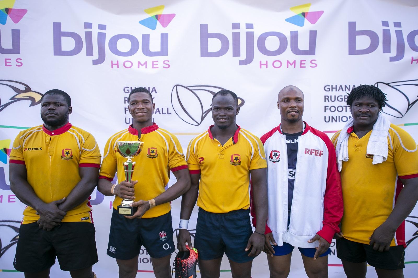 Conquerors Rugby Men's Team