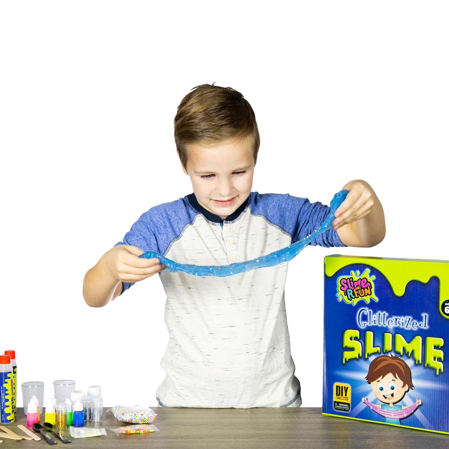 Slime Product Photo