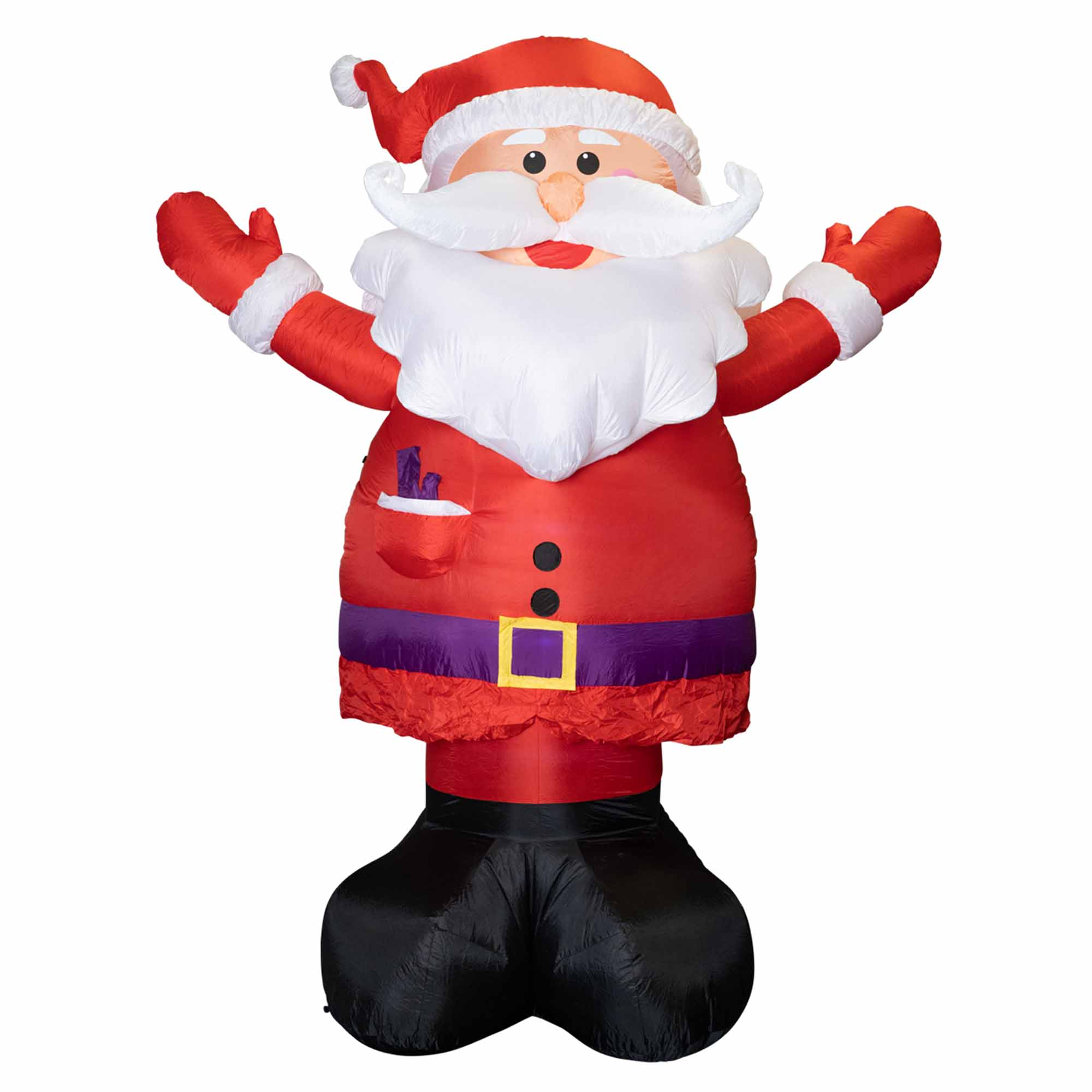 Santa Christmas Product Photo