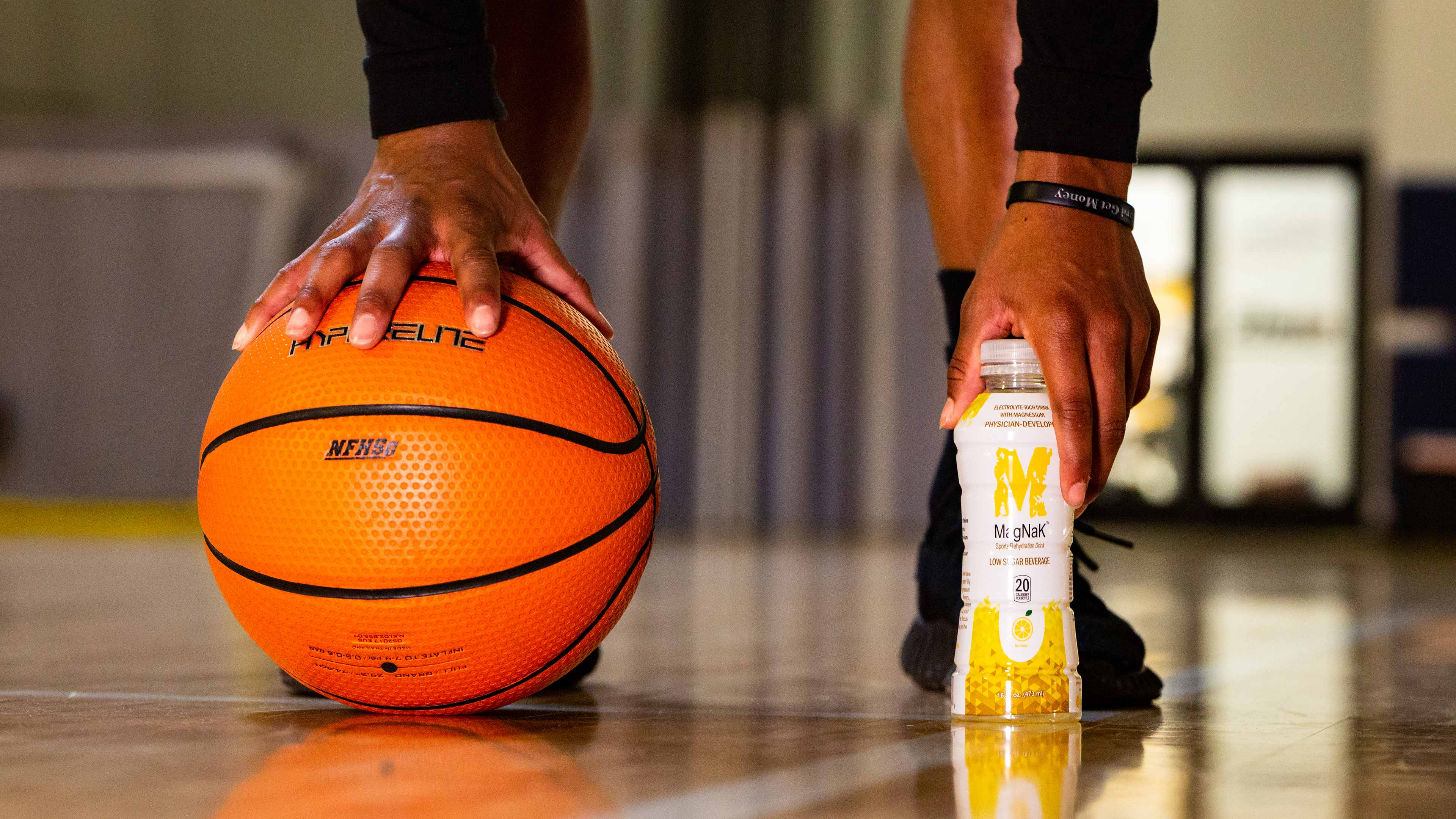 Magnak Gray Mountain Sports Drink Lifestyle Product Photography by Results Imagery