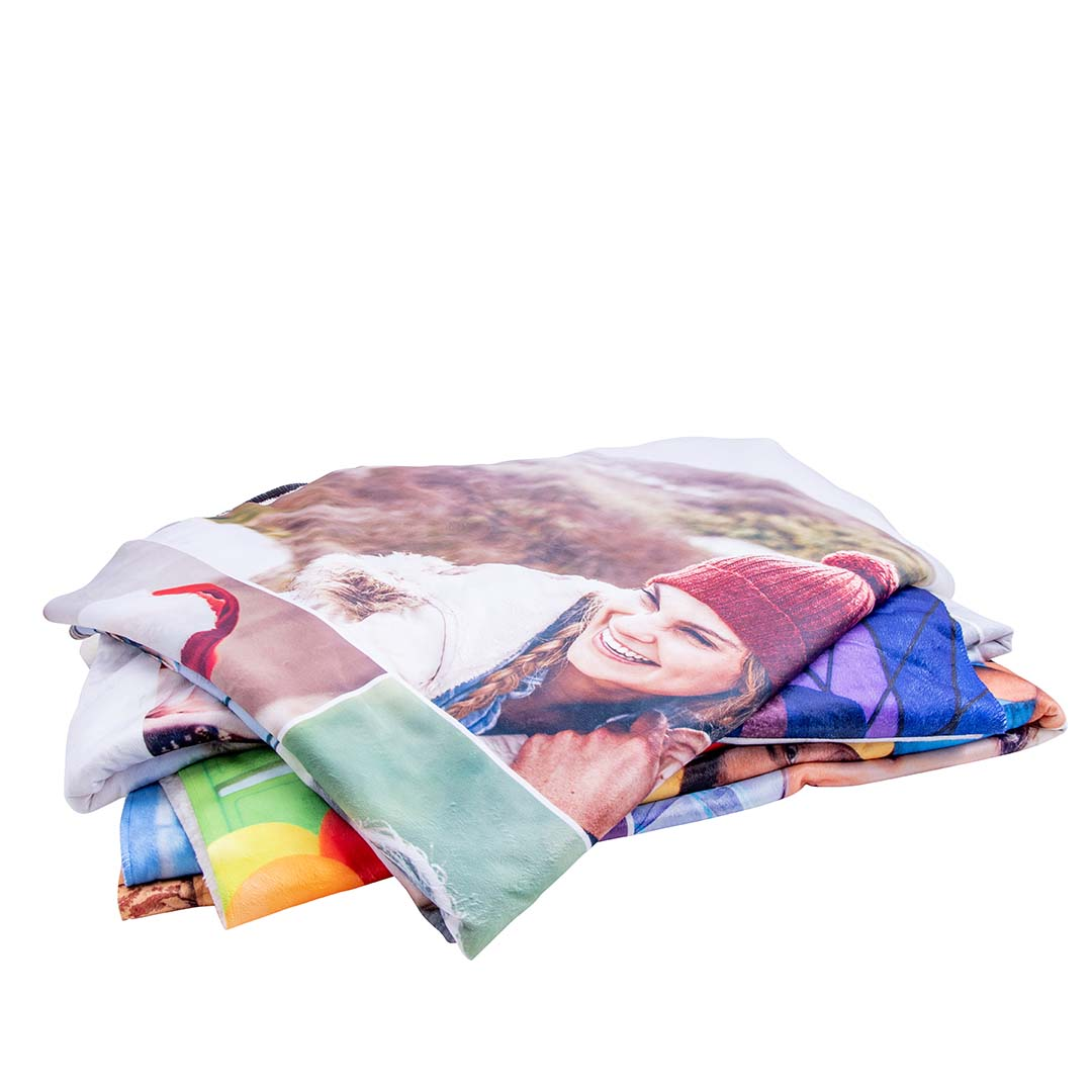 Collage Blanket