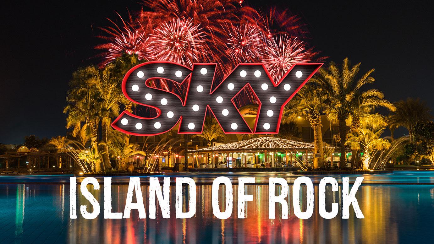 Live Marketing: Ilha do Rock SKY | Cliente: Agência TOP