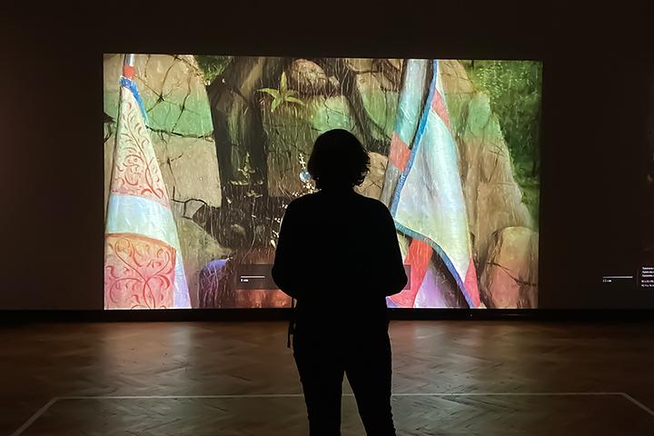Van Eyck à la loupe… digitale