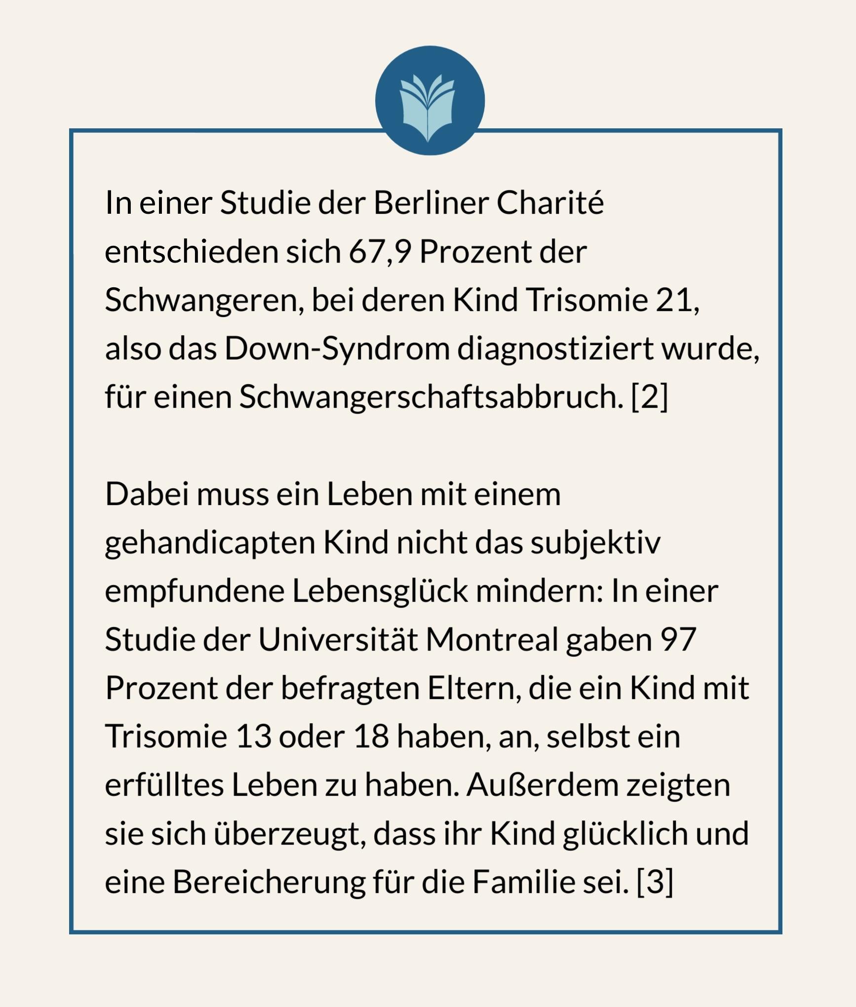 Downsyndrome PND Kinderwunsch