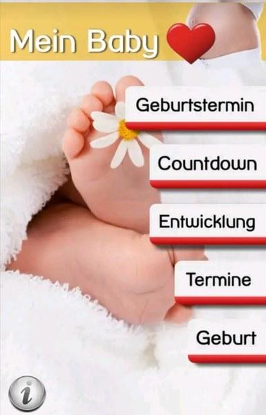 MeinBaby top schwangerschaft apps