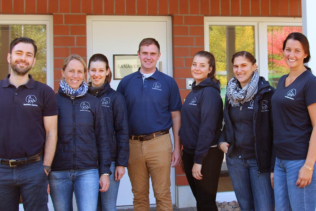 Team Tierpraxis Lüsche