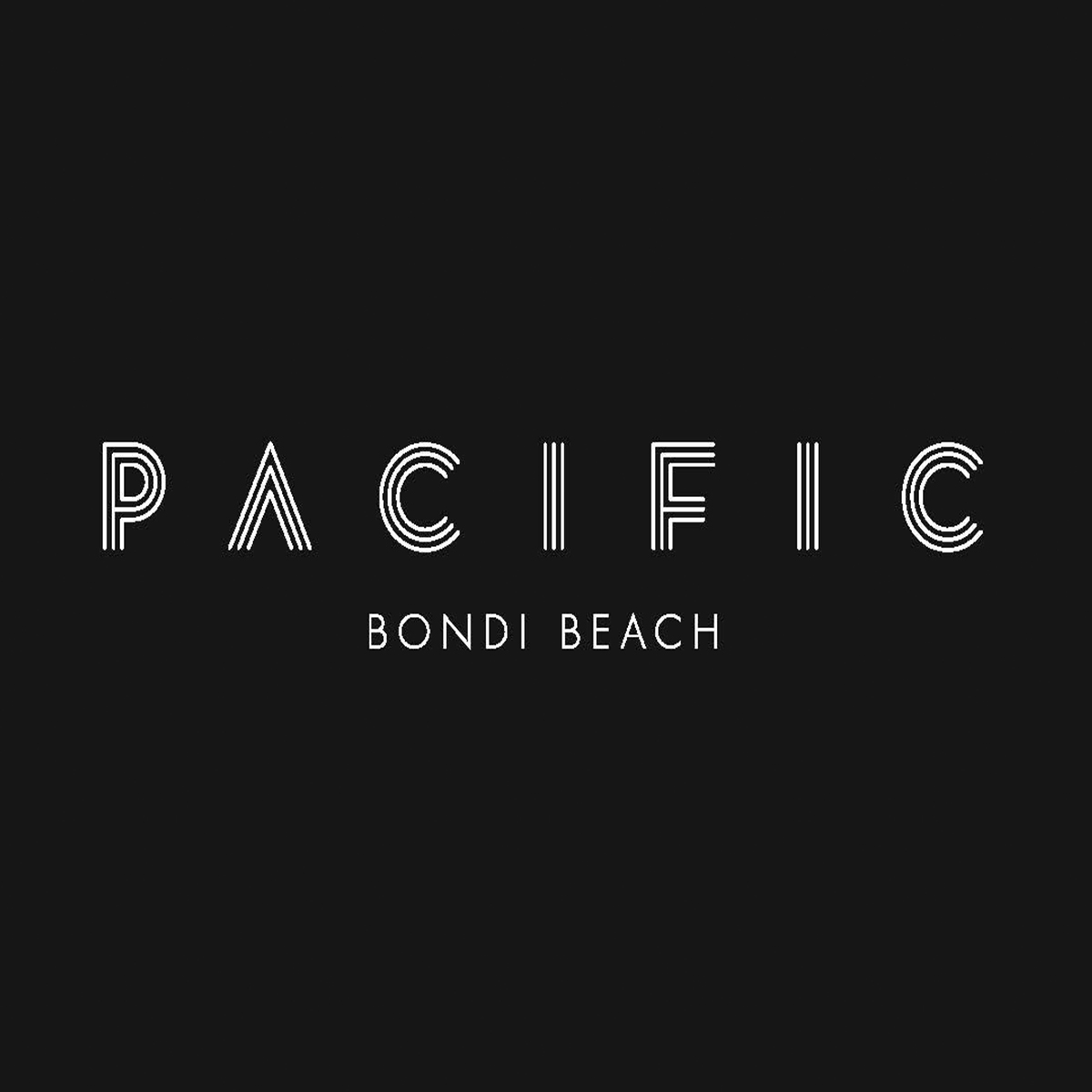 pacific bondi beach logo