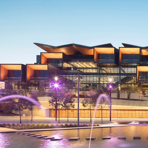 ICC Darling Harbour Precinct