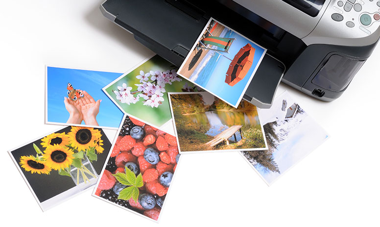 Prints from Digital Files